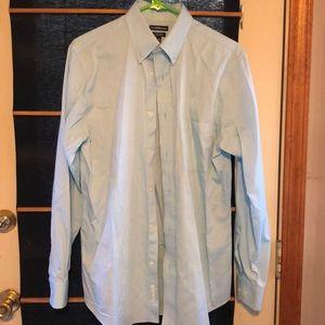 Men's Croft & Barrow Dress Shirt 15.5, 34/35